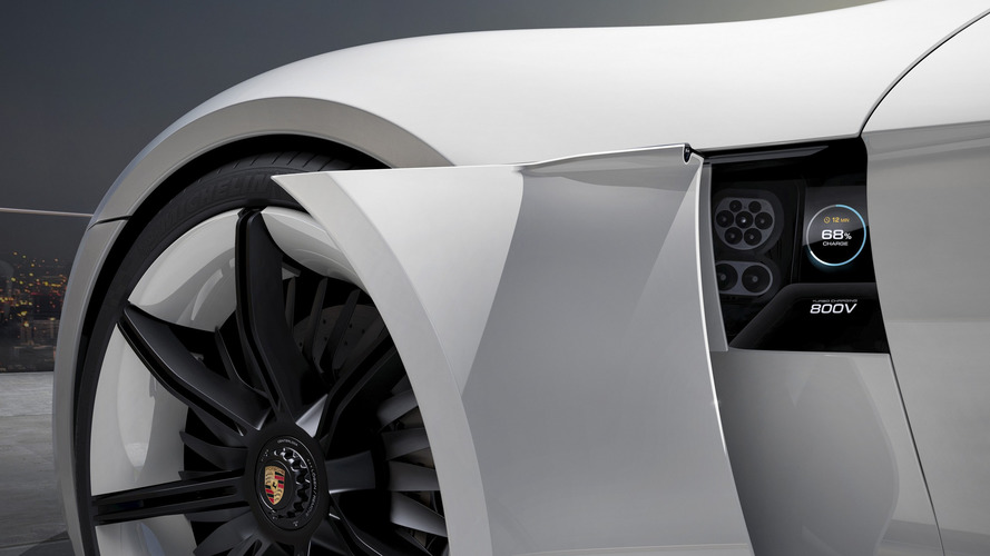 Porsche Patents New Way To Power Network Of DC Fast Chargers