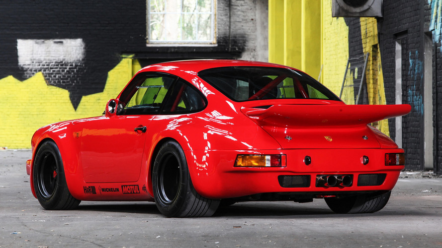 porsche 911 1974 tuned rs motorsport dp tuning tuner bloody delicious