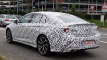 Possible Opel Insignia OPC spy photo