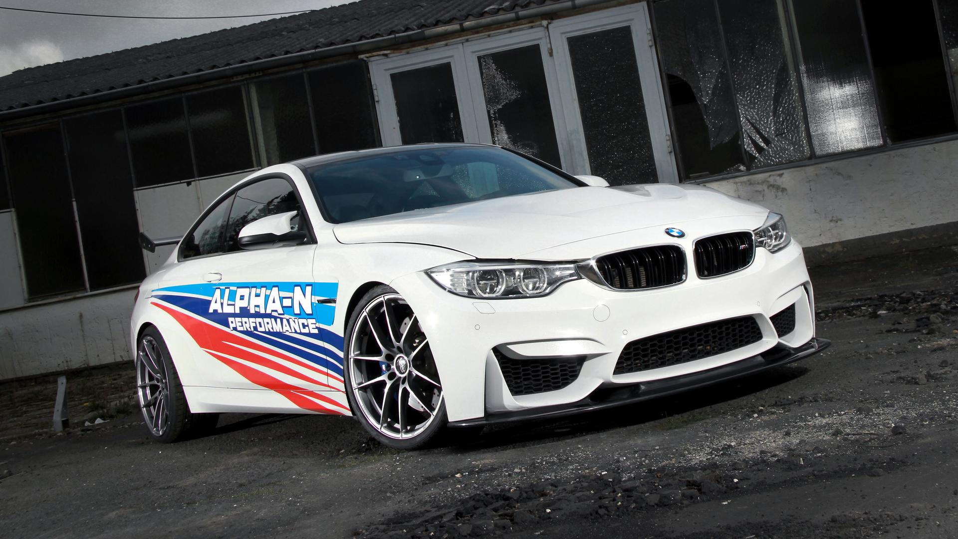 Tuned Bmw M4 Is Faster Around The Nurburgring Than An M4 Gts