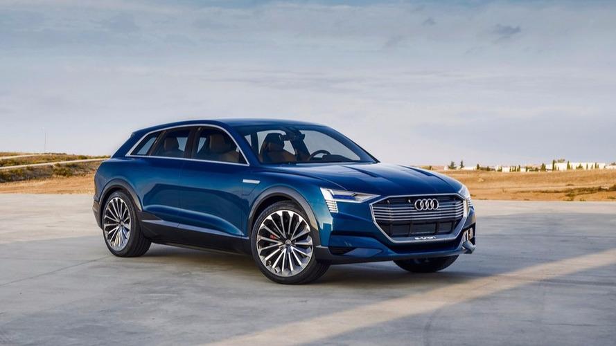Concept Audi e-tron quattro