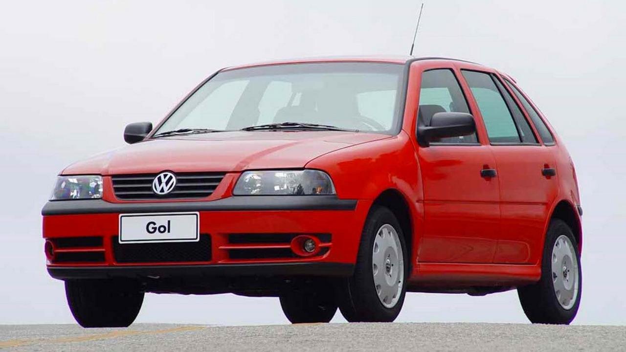 VW Gol 2003 Total-Flex
