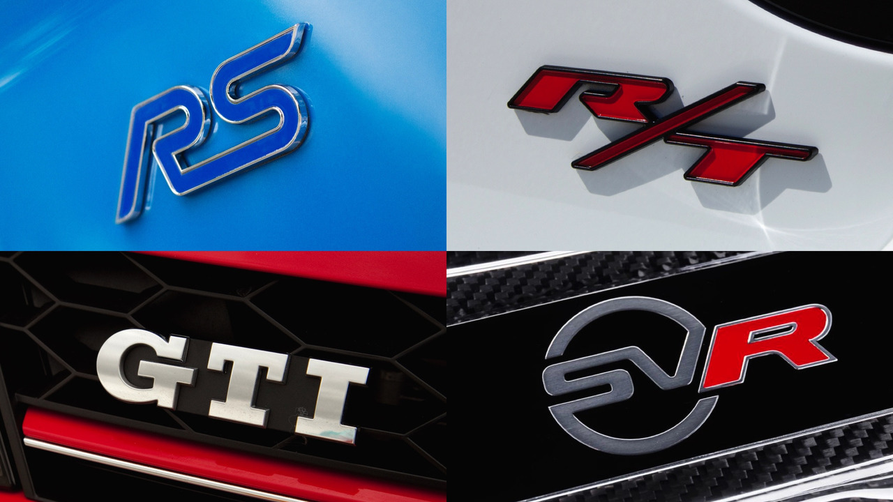 Car Acronyms What Do They Mean
