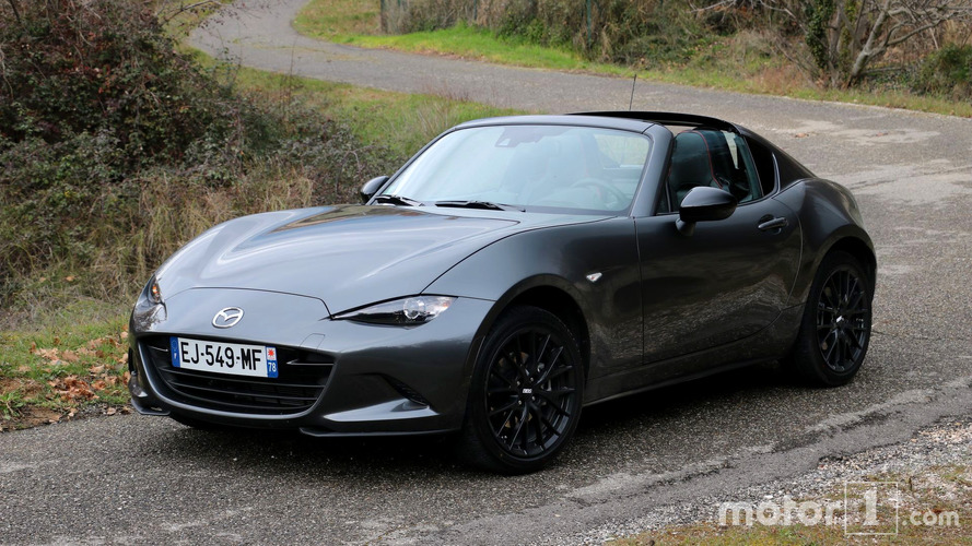 essai mazda mx 5 rf quintessence d 39 un plaisir automobile retrouv. Black Bedroom Furniture Sets. Home Design Ideas