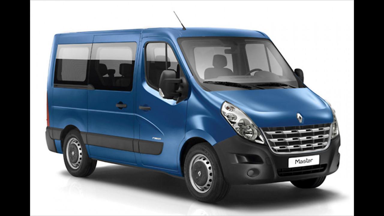 Transporter: Renault Master