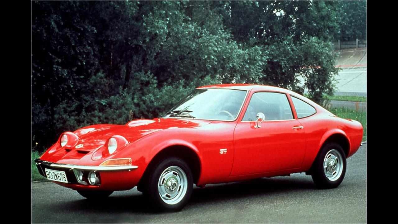 1968: Opel GT