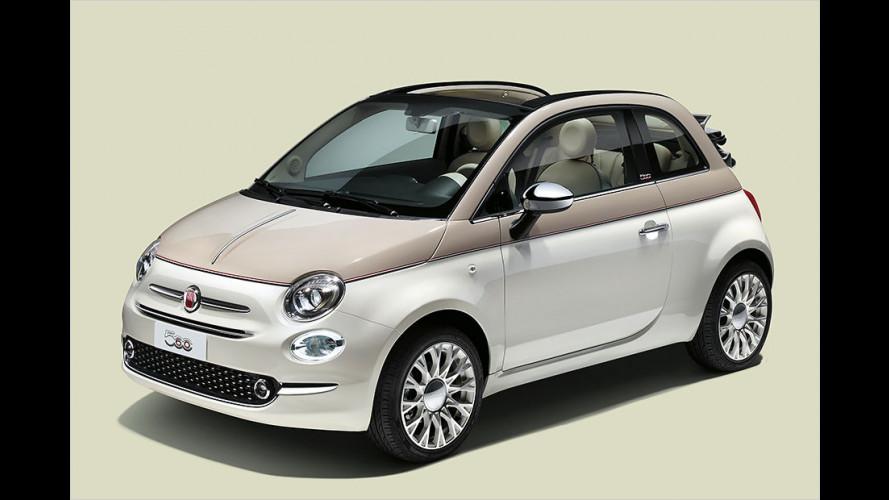 Fiat 500 60th Anniversary: Sondermodell zum Jubiläum (2017)