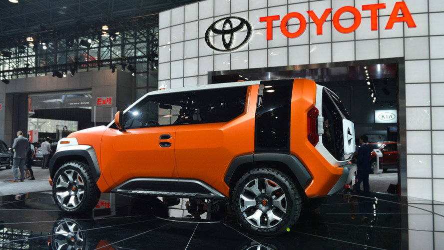 Toyota To Build SUV Instead Of Corolla At New Alabama Plant