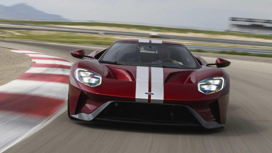 Hennessey says there's no room for a V8 inside the Ford GT