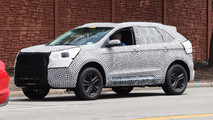 2019 Ford Edge Spy Photos