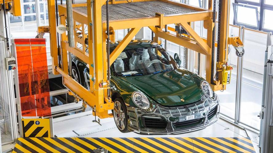 Porsche 911 un millón