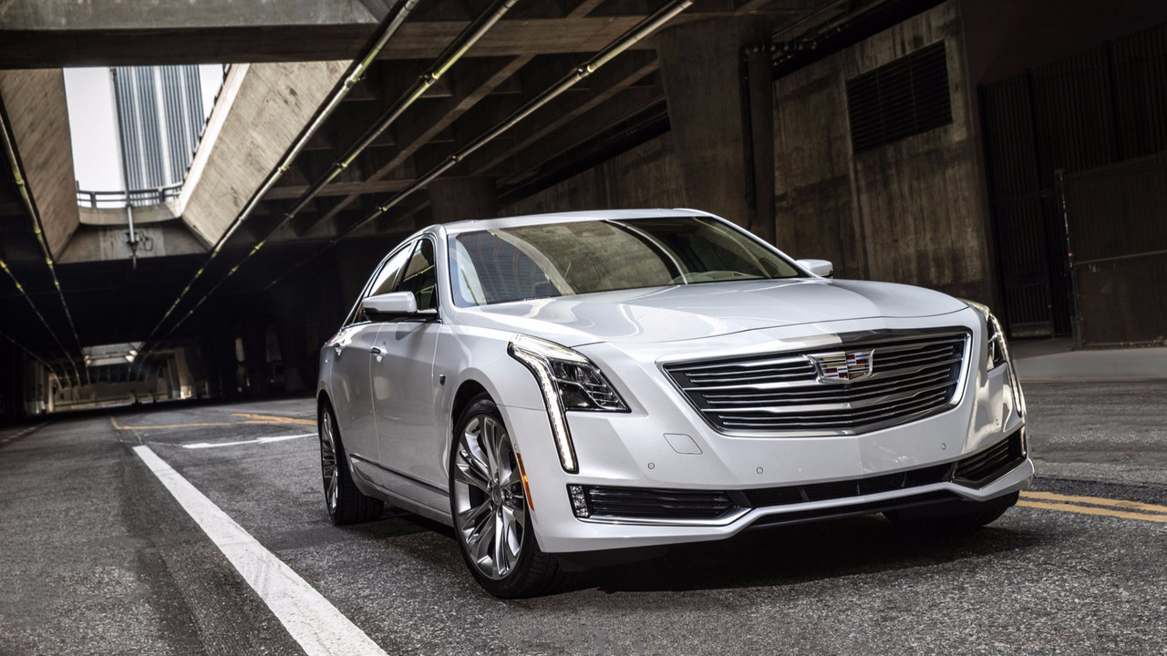 2018 Cadillac CT6 Super Cruise