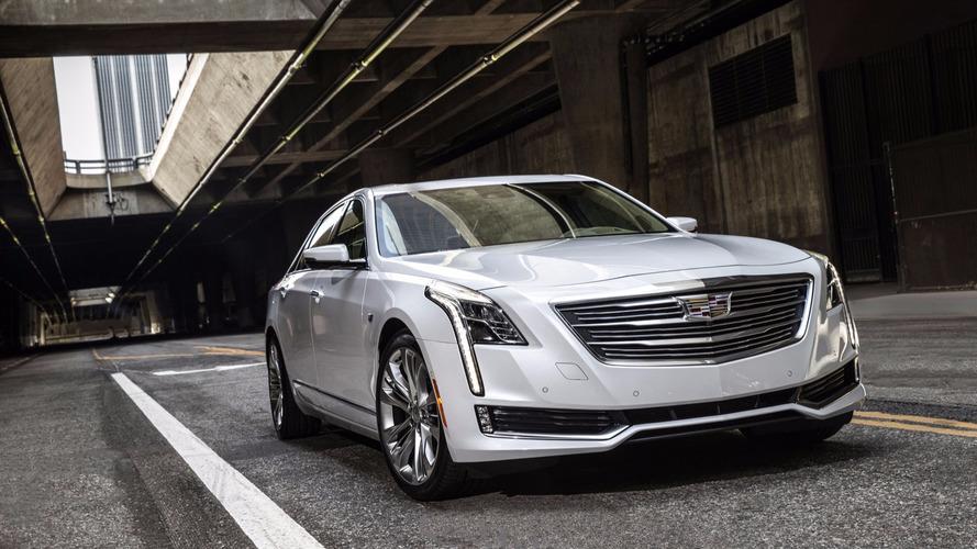 Çin'e özel Cadillac CT6 versiyonu Super Cruise teknolojisine kavuşuyor