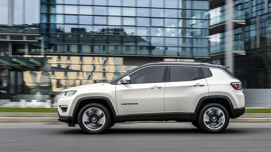 Jeep Compass 2017, nueva imagen para el SUV compacto norteamericano