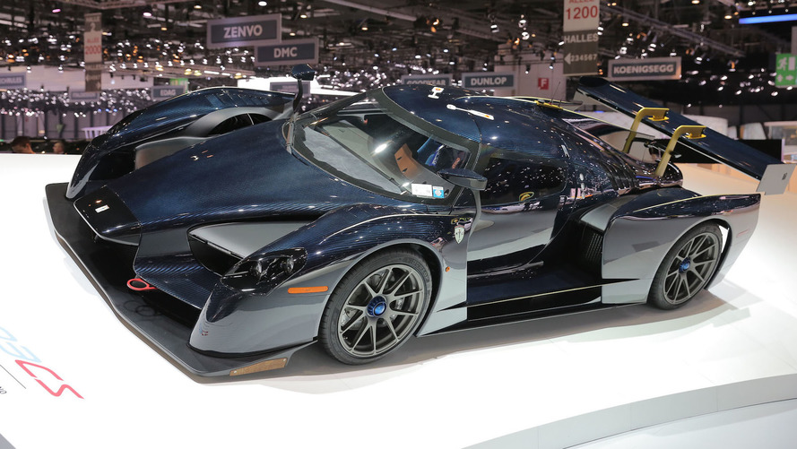 Will The Street-Legal SCG 003 Crush Lamborghini's 'Ring Record?