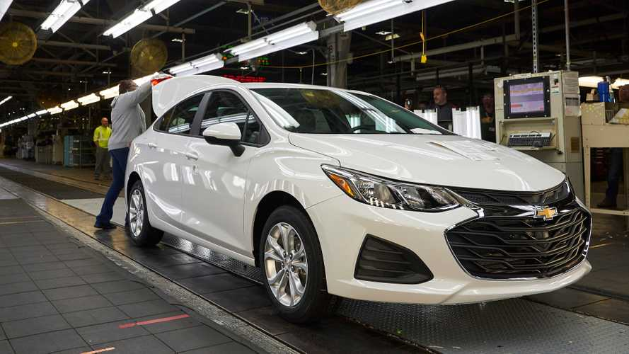 Last Chevy Cruze Built Bought By Owner Of Fiat-Chrysler Dealership