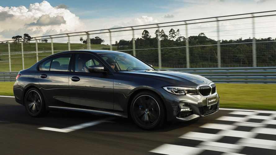 BMW Série 3 de nova geração começa a ser produzido no Brasil
