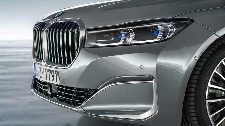 Une version 100 % électrique pour la prochaine BMW Série 7 ?