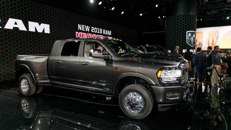 2019 Ram Heavy Duty Pickup Truck Priced From $33,395