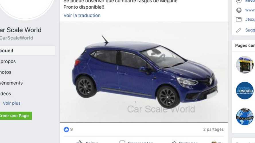 La nouvelle Renault Clio 5 déjà en fuite !