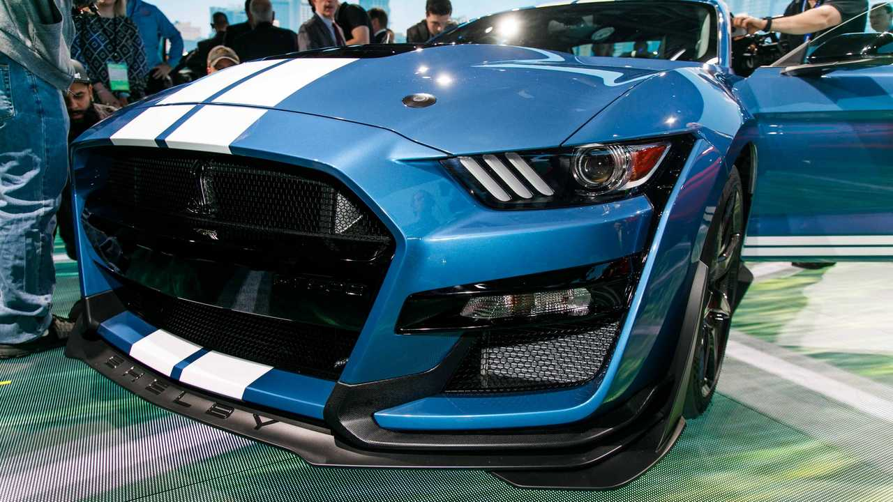 2020 Mustang Shelby GT500 Confirmed With 760 HP, 625 LB-FT