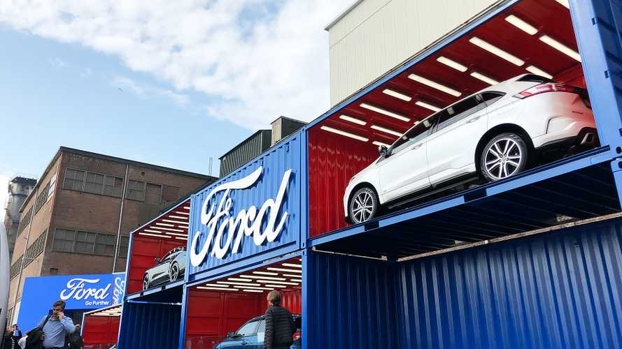 Go Further 2019, la grande festa dell'Auto Ibrida secondo Ford