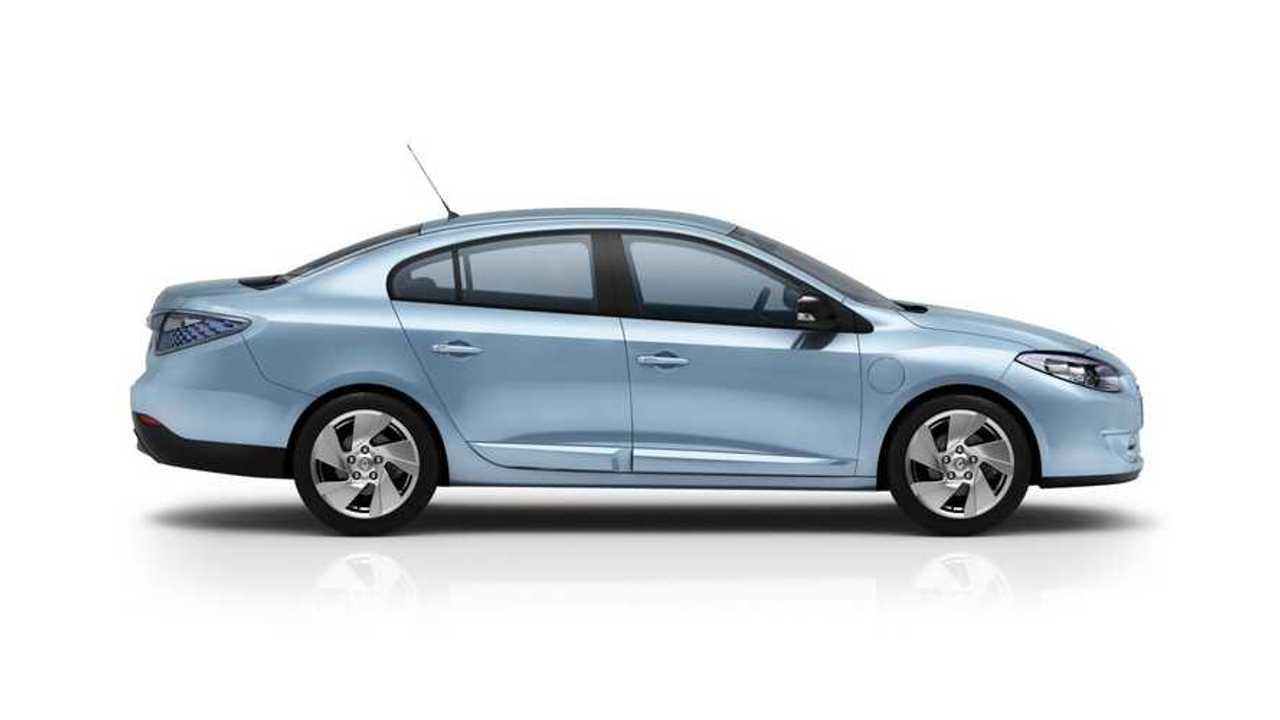 Renault Fluence Z.E. to Get Facelift in September?