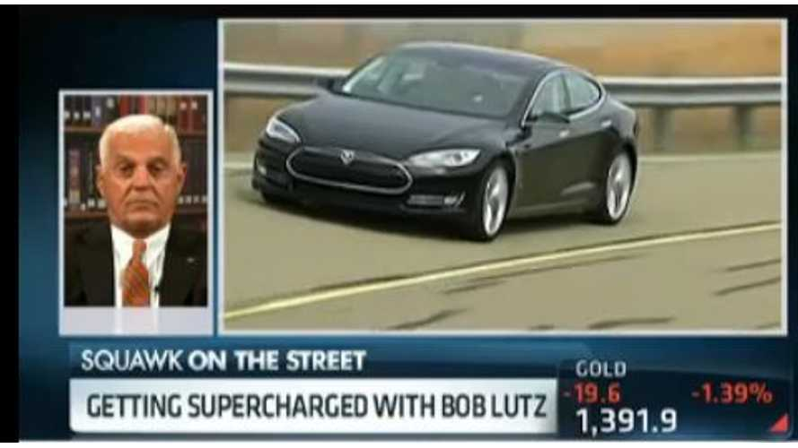 Video: Mr. Chevy Volt, Bob Lutz, Speaks Highly of Tesla's Elon Musk, Model S and Low-Priced Tesla