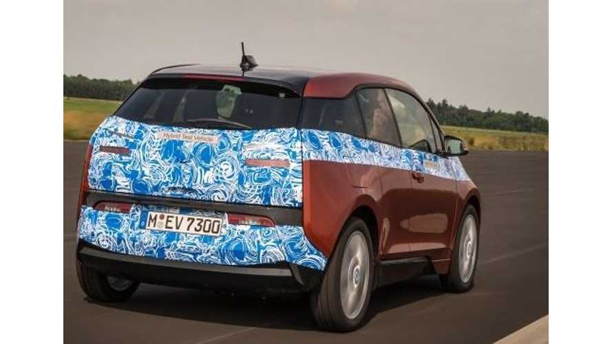 BMW i3 to Launch in Singapore by Mid-2014