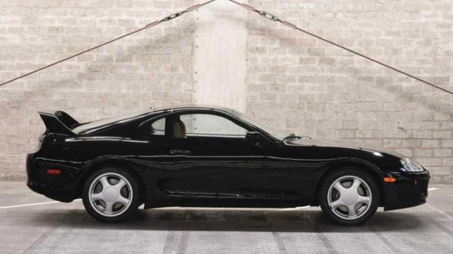 Este es el Toyota Supra más caro jamás subastado