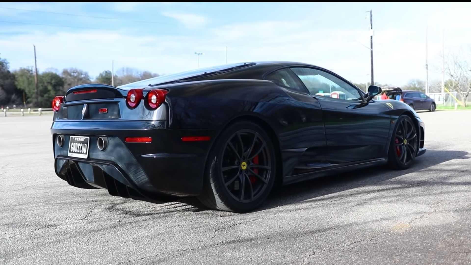 """[""""2008 Ferrari 430 Scuderia Manual""""]"""