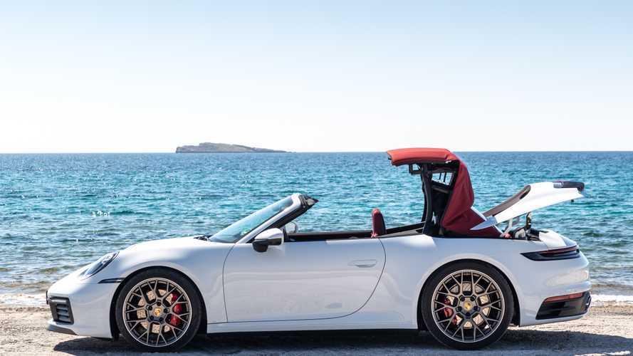 El Porsche 911 Cabriolet 2019 estrena capota curvada