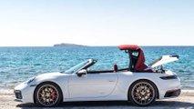 Porsche 911 Cabriolet tecnología de la capota