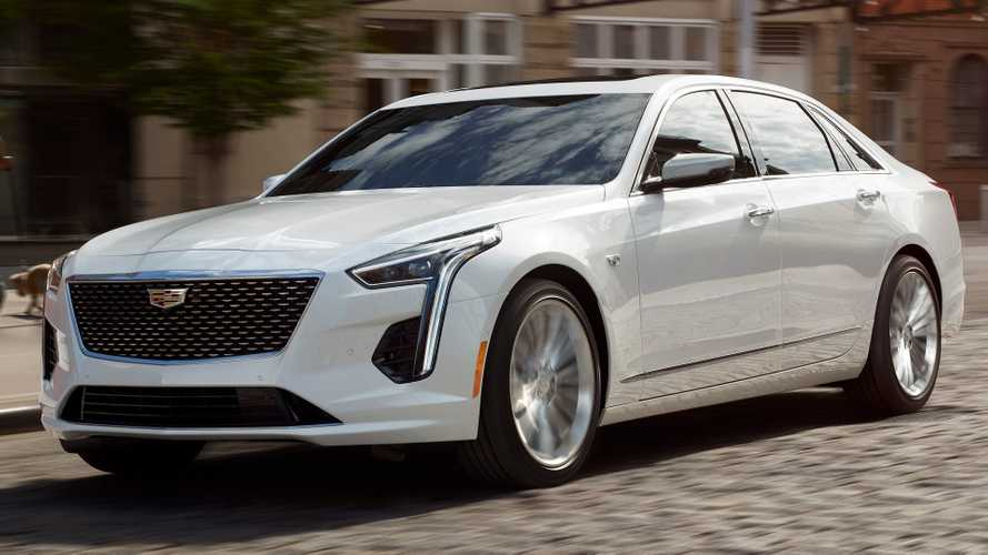 Cadillac CT6 Platinum May Get Detuned 500-HP Blackwing V8