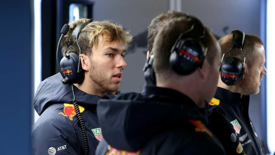 """""""La Ferrari è troppo veloce"""", parola di Gasly, pilota Red Bull"""