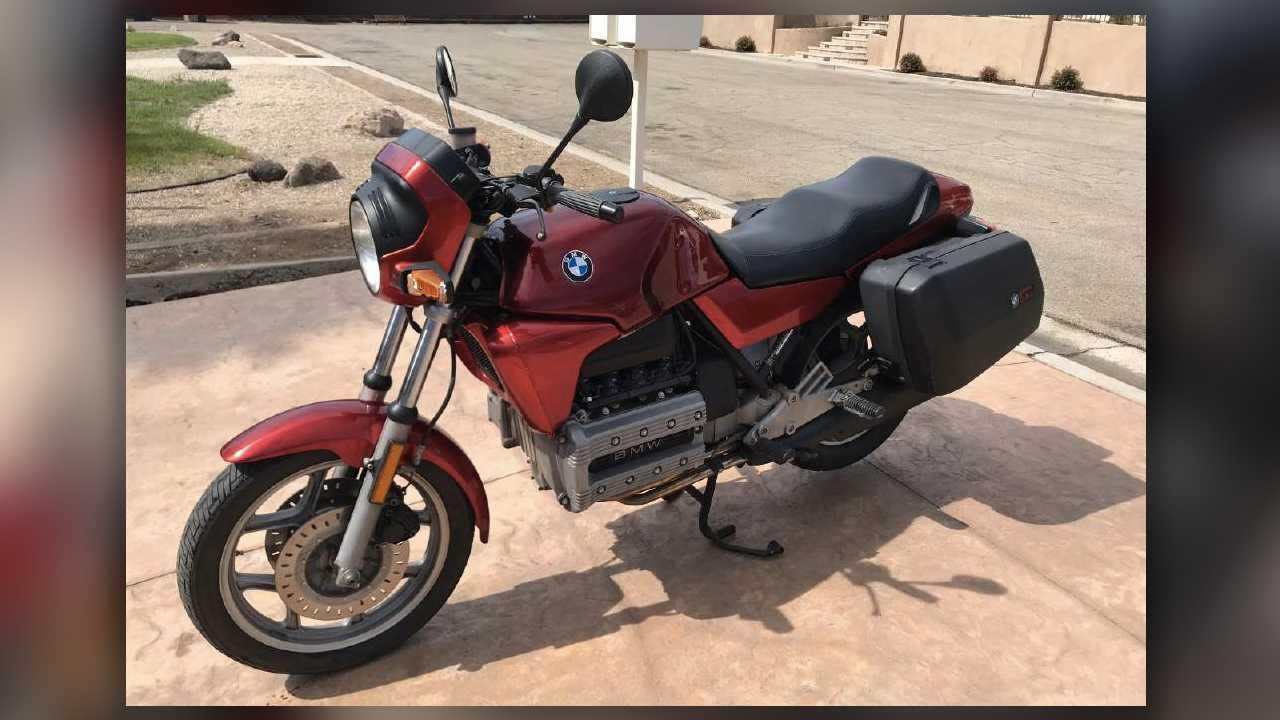 1985 BMW K 100 - $1,500
