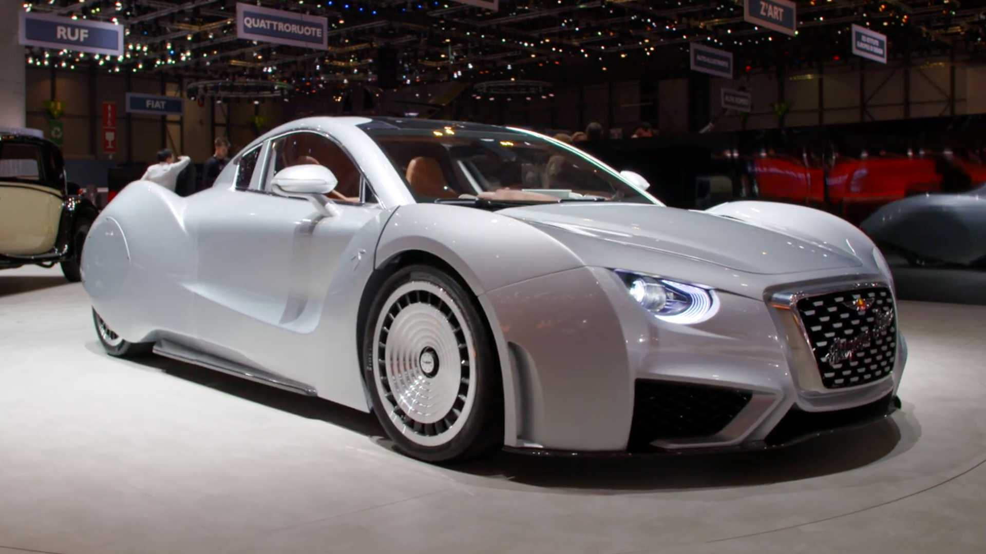 hispano suiza carmen is the 1 000hp electric supercar you probably never knew existed  u2013 techeblog