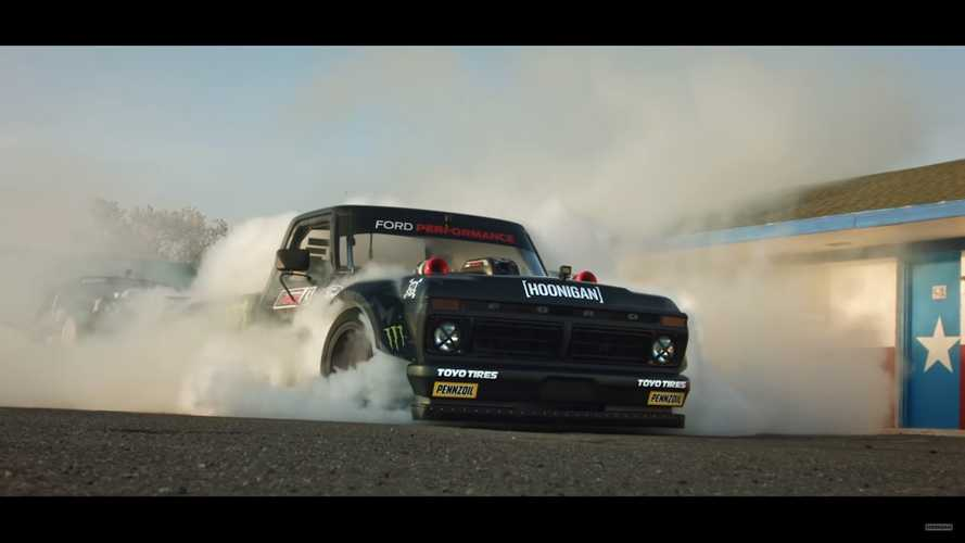 Ken Block's Gymkhana 10 Video Is Live: Watch It Here