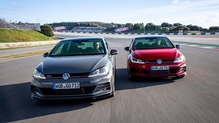 Road going Volkswagen Golf GTI TCR priced from £34,135