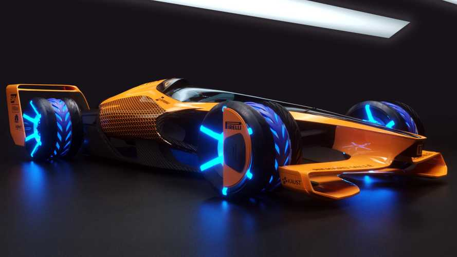 McLaren's grand prix vision for 2050 revealed