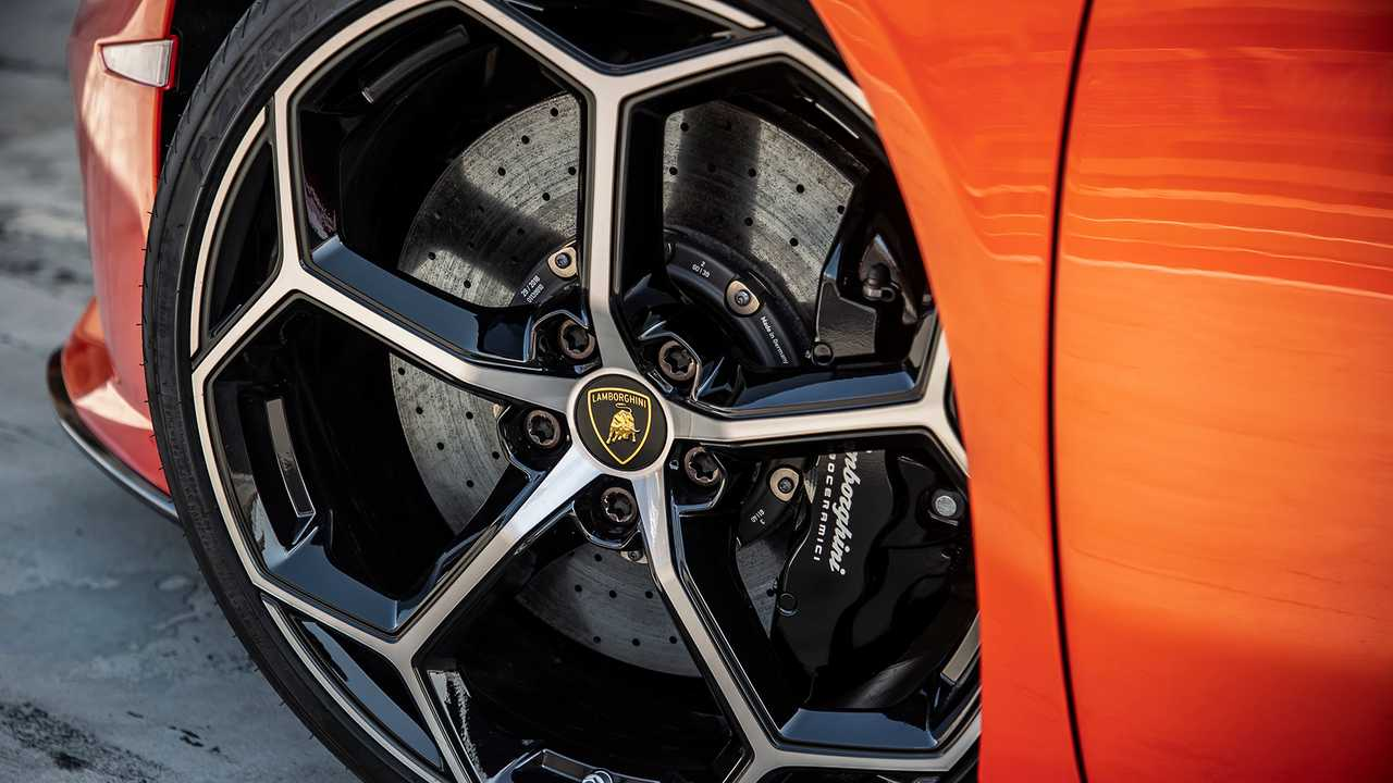 2020 Lamborghini Hurricane Evo
