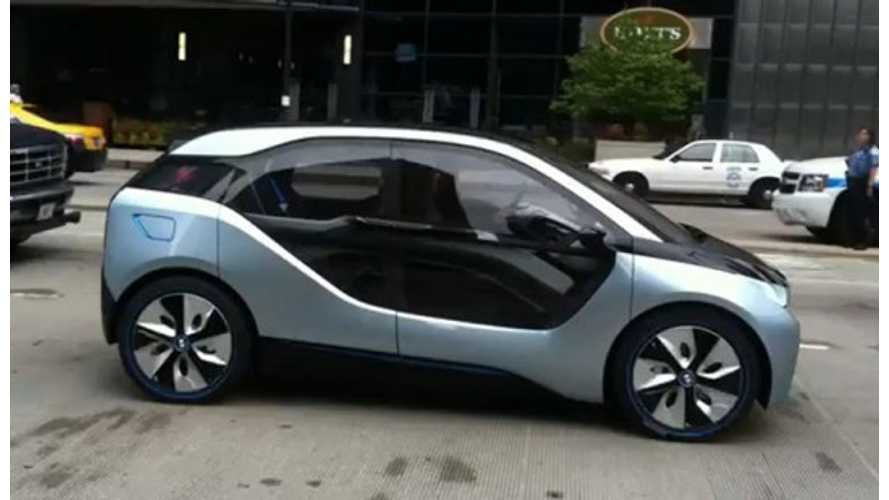Buying a BMW i3?  Own a ActiveE Already?  Save 35% on Solar