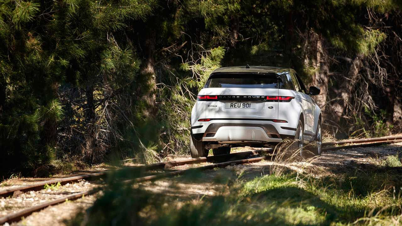 2020 Land Rover Range Rover Evoque First Drive: Slow And