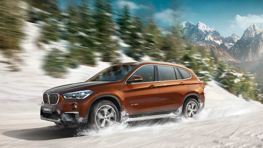 BMW X1 Langversion (China, 2016)