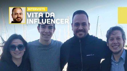 La vita di un influencer (di auto) vista da vicino