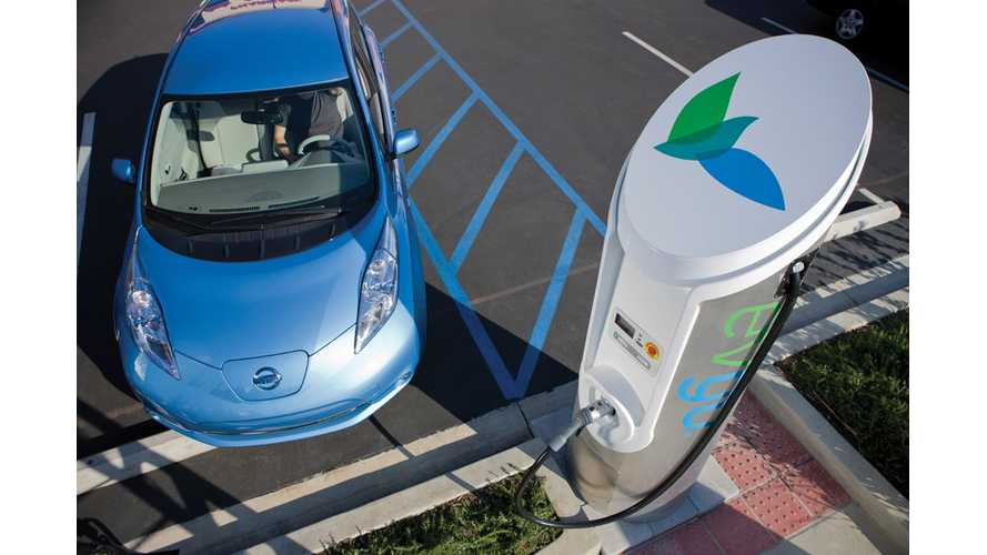 Nissan And NRG eVgo Experiment With Free Charging In Texas*