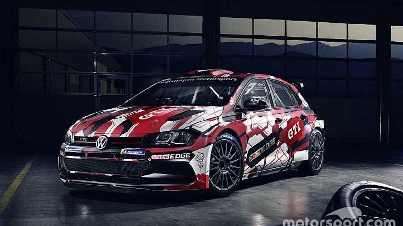 Für Anzeige VW Polo GTI R5