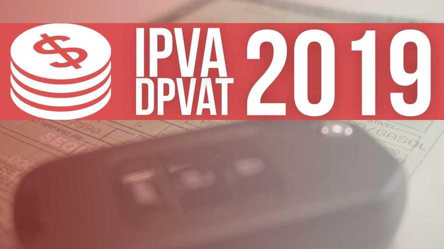 Guia do IPVA e DPVAT: Veja o quanto você vai gastar em 2019