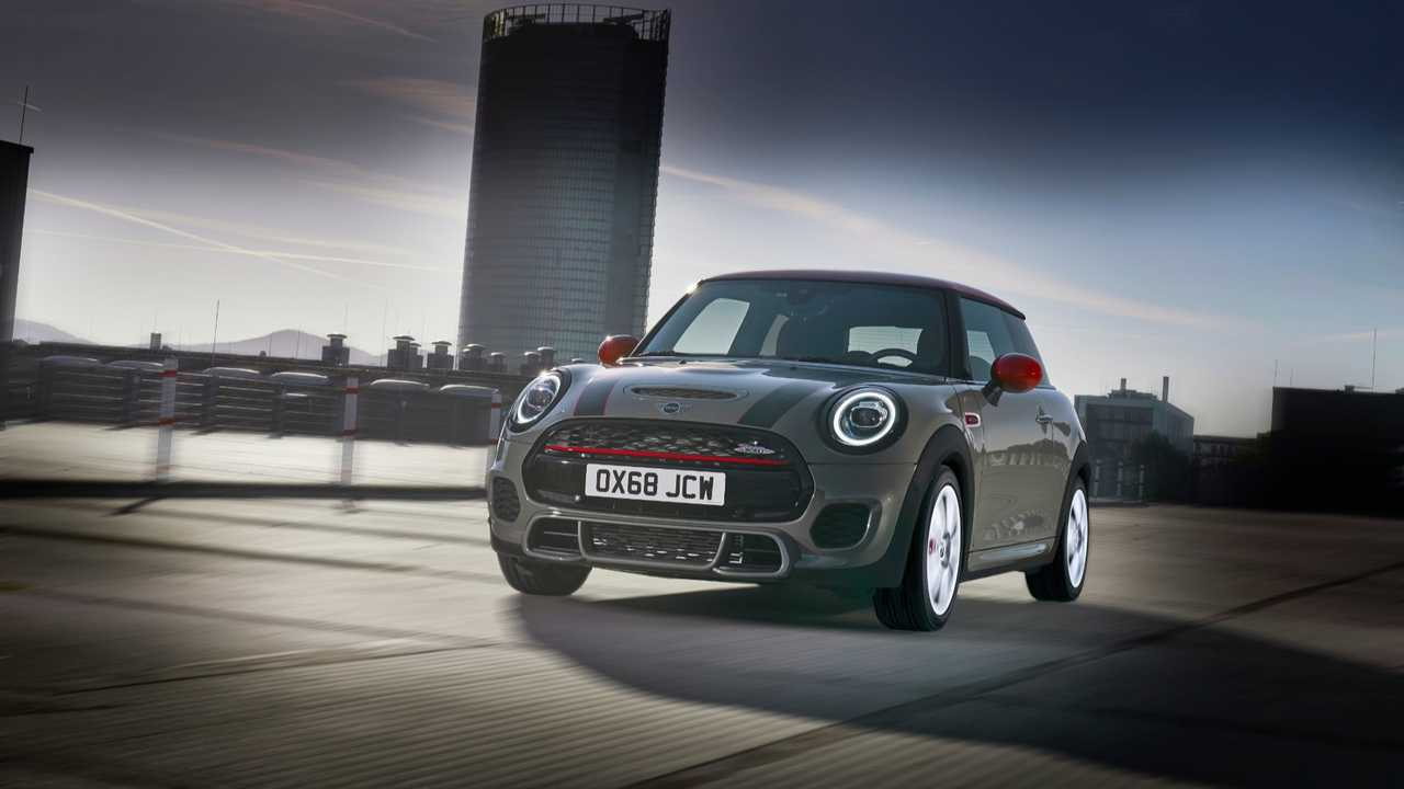 European Mini Cooper JCW Gets Meaner, Cleaner For 2019