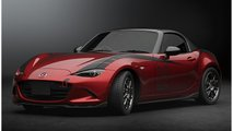 Mazda Roadster Drop-Head Coupe Concept
